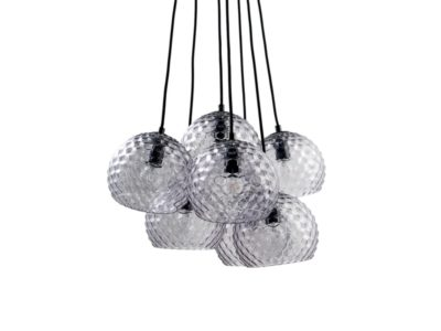 Lampa Ball Ice multi bolia