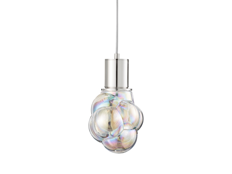 lampa glasblase bubble bolia