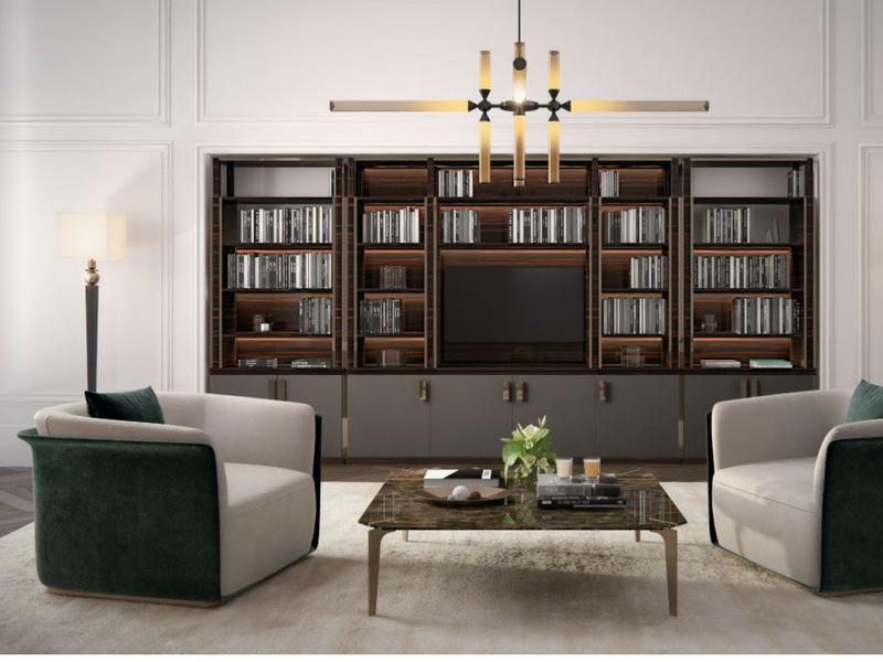 Fotel luksusowy Allure Capitalcollection