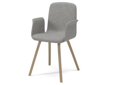 krzesło designerskie palm Bolia
