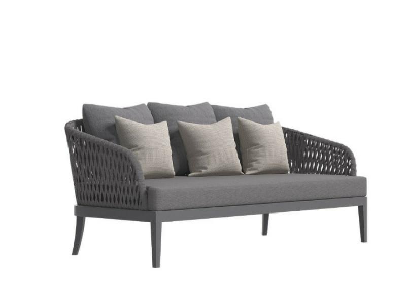 Designerska luksusowa kanapa ogrodowa dream atmospheraitaly