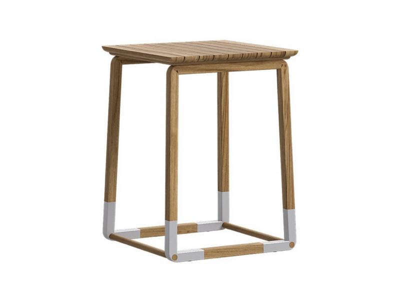 Designerski luksusowy stolik ogrodowy cycle atmosphera italy