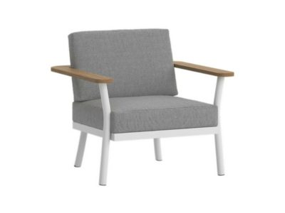 Luksusowy fotel ogrodowy Cosmopolitan Capital Collection