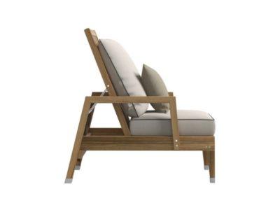 designerskie fotel ogrodowy rozkładany desert atmospheraitaly