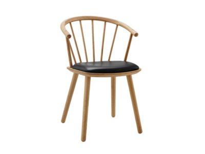 Krzesło sleek Bolia