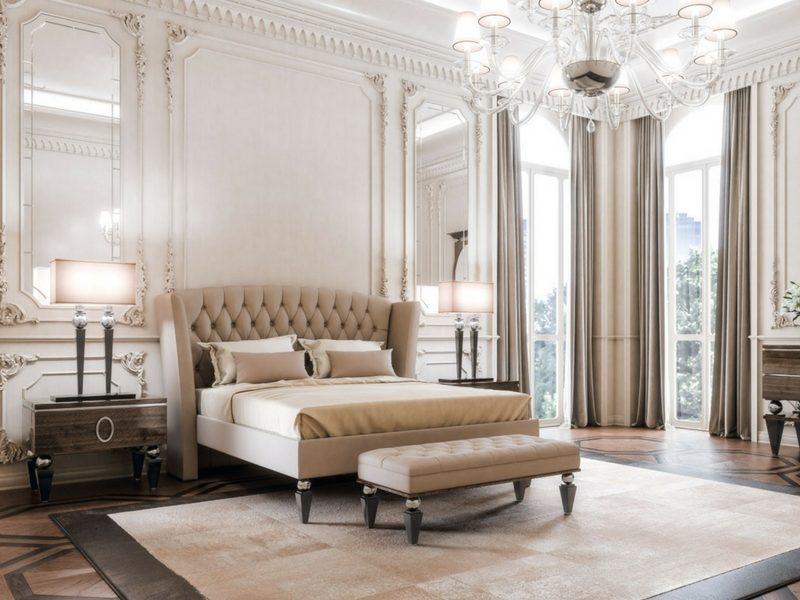 łóżko kesy capital collection