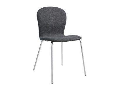Krzesło nowoczesne tapicerowane