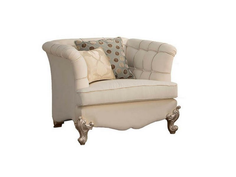 włoskie fotele klasyczne