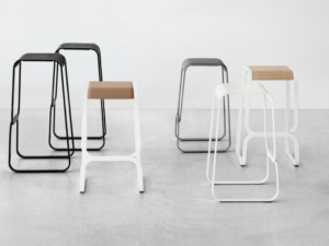 włoskie designerskie stołki barowe