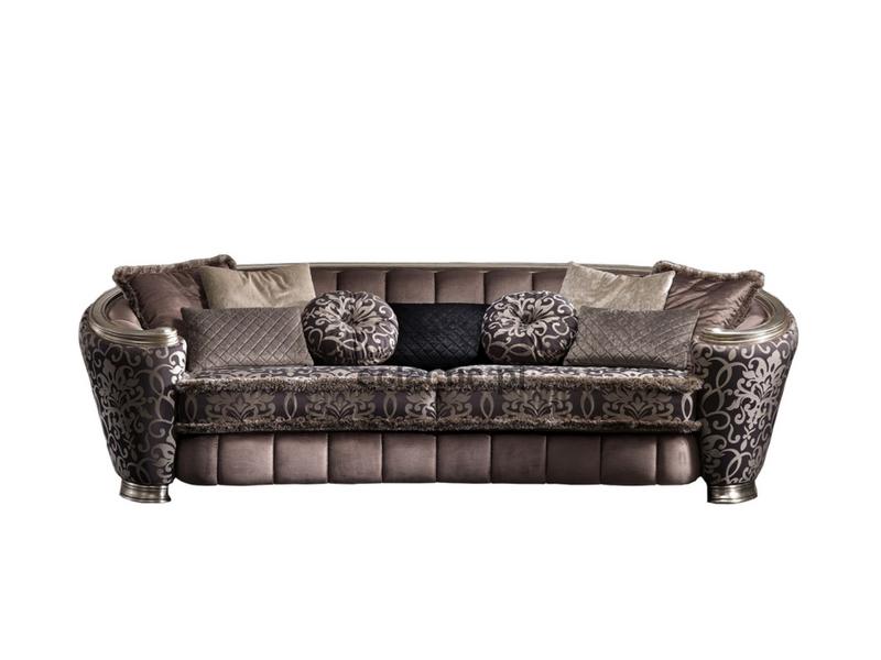 kanapy w stylu glamour