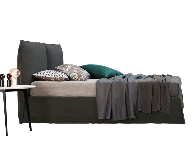 łóżko Over 160 X 200 Z Poj Na Pościel Flexteam