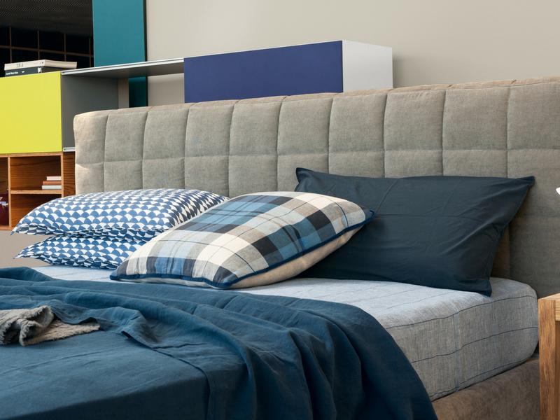 łóżka tapicerowane 160x200 z pojemnikiem na pościel (1)