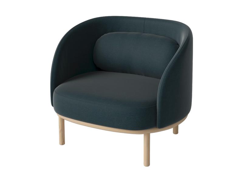 fotele w tapicerce welurowej