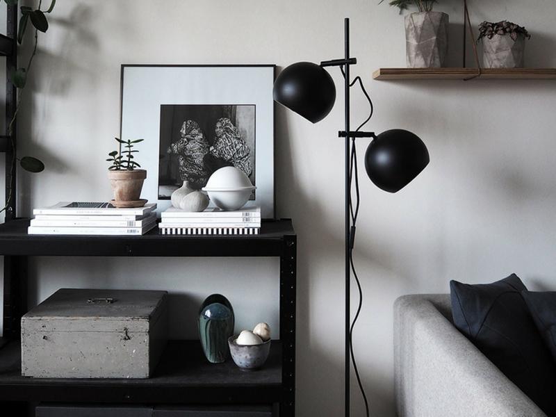 designerskie lampy podłogowe