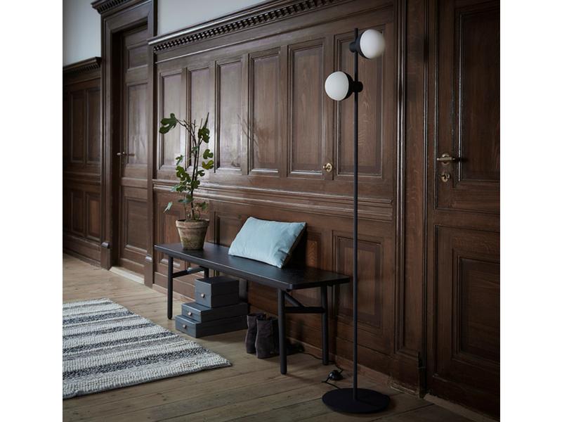 designerskie lampy podłogowe Fabian frandsen lightning