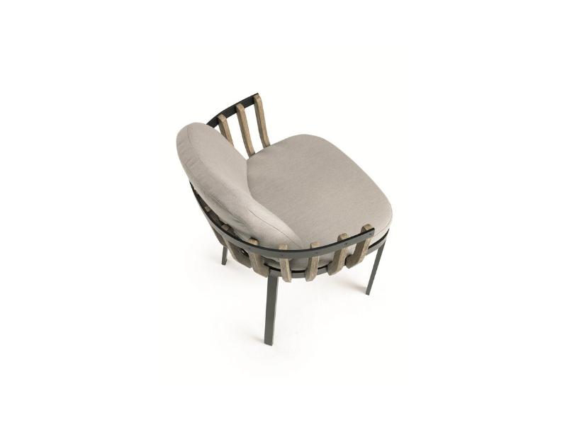 designerskie krzesła ogrodowe