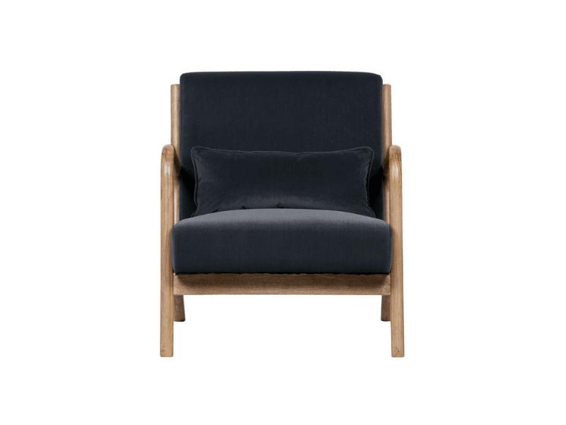 Fotel w stylu eklektycznym
