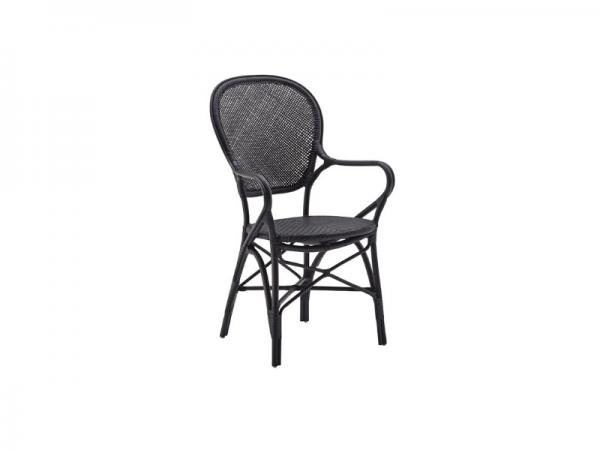 krzesło rattanowe sika design