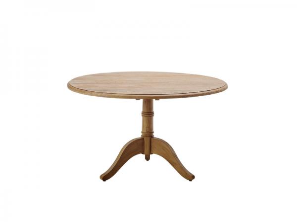 okrągły stół z litego drewna (1)