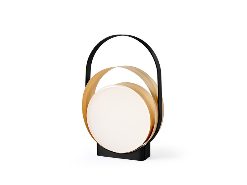 Lampa stołowa Loop T, lzf