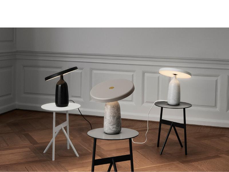 Lampa stołowa Eddy, Normann Copenhagen