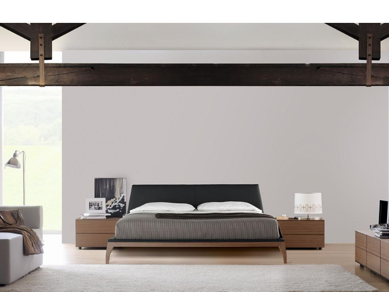 Łóżko Bel, Treku
