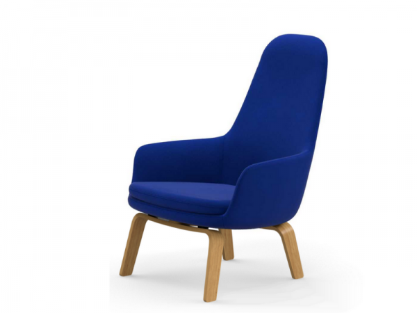 Fotel Era Lounge High, Normann Copenhagen